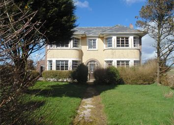 Thumbnail 3 bed detached house for sale in White Lodge, Rickeston, Milford Haven, Pembrokeshire
