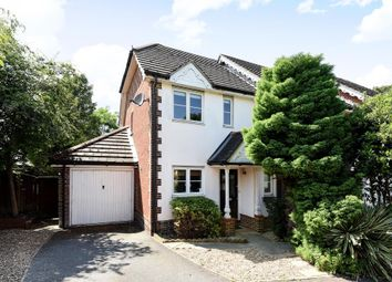 Thumbnail 3 bedroom end terrace house for sale in Warfield, Berkshire
