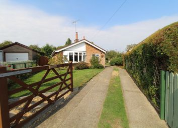 Thumbnail 3 bed detached bungalow for sale in Berry Way, Milton Keynes