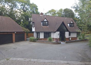 Thumbnail 4 bed detached house for sale in High Oaks, Langdon Hills, Essex