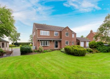Thumbnail 4 bed detached house for sale in North Beck Lane, Hundleby, Spilsby