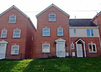 Thumbnail 3 bed property to rent in Rhiw'r Derwen, Llanharan, Pontyclun