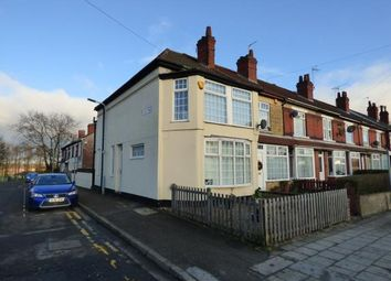 Thumbnail 2 bedroom end terrace house for sale in Station Road, Sutton-In-Ashfield, Nottinghamshire