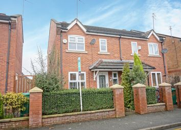 Thumbnail 3 bedroom semi-detached house for sale in Nash Street, Manchester