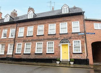 Thumbnail 4 bed town house for sale in Cross Hill, Shrewsbury, Shropshire