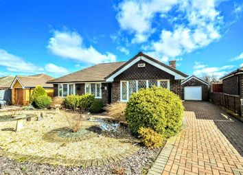 Thumbnail 3 bed bungalow for sale in Grainsby Avenue, Holton-Le-Clay, Grimsby
