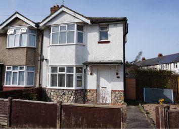 Thumbnail 3 bedroom semi-detached house for sale in Warren Avenue, Southampton