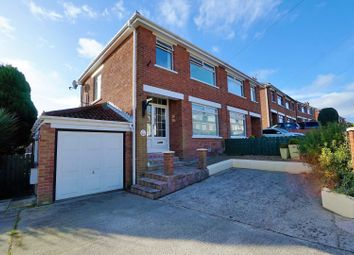 Thumbnail 3 bed semi-detached house for sale in Orangefield Road, Belfast