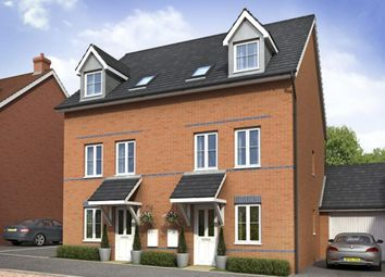 "Thumbnail 3 bedroom semi-detached house for sale in ""Abingdon"" at Walworth Road, Picket Piece, Andover"