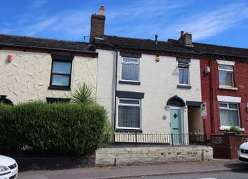Thumbnail 2 bed terraced house for sale in Congleton Road, Stoke-On-Trent