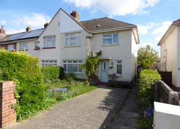 Thumbnail 3 bed semi-detached house for sale in Trinidad Crescent, Parkstone