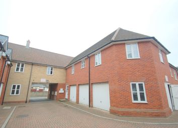 Thumbnail 1 bedroom flat to rent in Connaught Close, Colchester, Essex