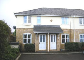 Thumbnail 2 bed semi-detached house to rent in St. Canna Close, Canton, Cardiff