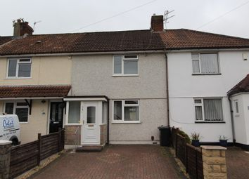 Thumbnail 2 bed terraced house for sale in New Fosseway Road, Hengrove, Bristol