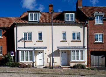 Thumbnail 4 bedroom terraced house to rent in Viburnum Road, Hortham Village, Bristol