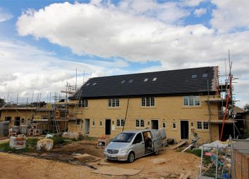Thumbnail 3 bed cottage for sale in Cloven Ends, Langtoft, Peterborough