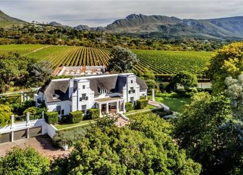 Thumbnail 5 bed property for sale in 42 Pagasvlei Road, Constantia Upper, Cape Town, Western Cape, 7806