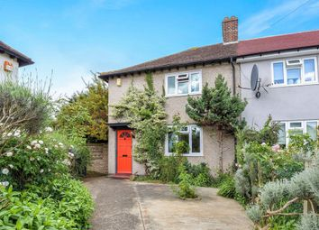 Thumbnail 3 bed semi-detached house for sale in Rosemont Road, New Malden