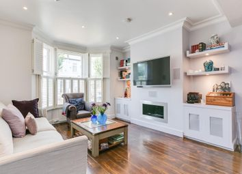 Thumbnail 4 bed terraced house to rent in Brookville Road, London
