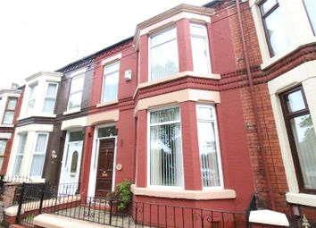 Thumbnail 4 bedroom terraced house for sale in Maiden Lane, Liverpool, Merseyside