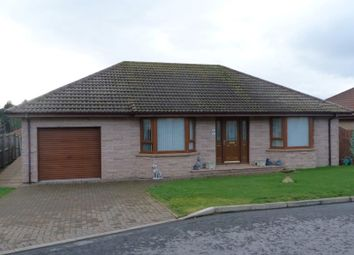 Thumbnail Detached bungalow for sale in Headland Rise, Burghead, Elgin