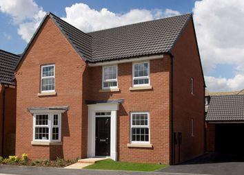 """Thumbnail 4 bedroom detached house for sale in """"Holden"""" at Nottingham Road, Barrow Upon Soar, Loughborough"""