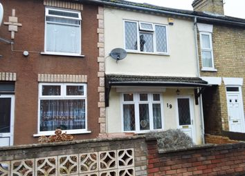 Thumbnail 3 bedroom terraced house to rent in Stone Lane, Peterborough