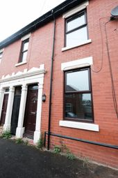 Thumbnail 3 bed terraced house for sale in Herschell Street, Preston