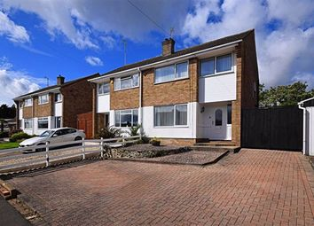 Thumbnail 3 bed semi-detached house for sale in Kingscote Road East, Cheltenham, Gloucestershire