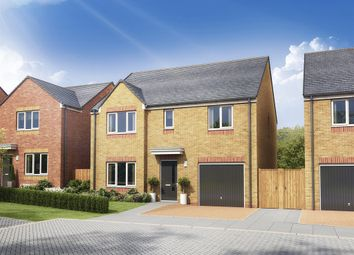 "Thumbnail 4 bed detached house for sale in ""The Whithorn"" at The Wisp, Edinburgh"