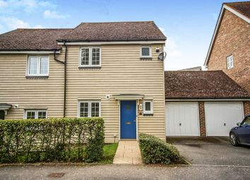 Thumbnail 3 bed semi-detached house for sale in Hopgarden Close, Tunbridge Wells