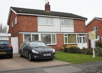 Thumbnail 3 bed semi-detached house for sale in Wycliffe Avenue, Barrow Upon Soar, Loughborough
