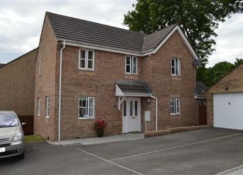 Thumbnail 4 bedroom detached house for sale in Meadow Rise, Swansea