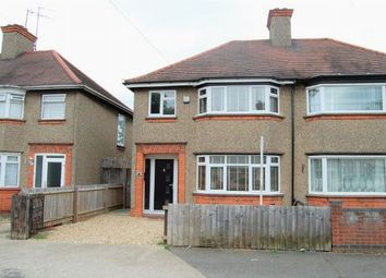 Thumbnail 3 bed semi-detached house for sale in Bushland Road, The Headlands, Northampton