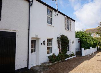 Thumbnail 2 bed cottage for sale in Scott Street, Bognor Regis