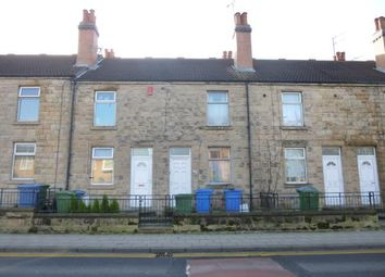 Thumbnail 3 bed terraced house for sale in 146 Newgate Lane, Mansfield, Nottinghamshire