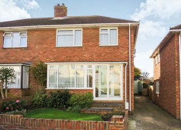 Thumbnail 4 bedroom semi-detached house for sale in Lewes Road, Newhaven