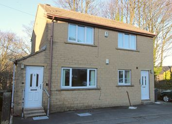 Thumbnail 1 bed flat for sale in Mill Moor Road, Meltham, Holmfirth
