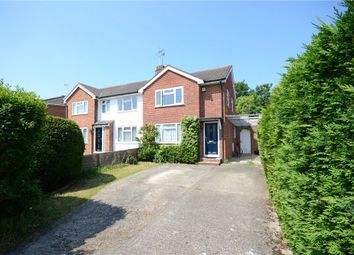 3 bed semi-detached house for sale in Malone Road, Woodley, Reading RG5