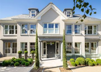Thumbnail 7 bed detached house to rent in Roehampton Gate, Richmond Park, London