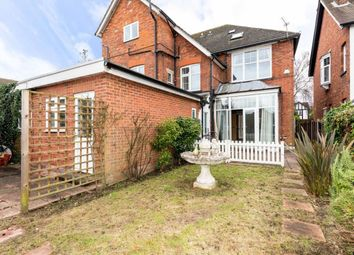 Thumbnail 4 bed maisonette for sale in Hersham Road, Walton-On-Thames