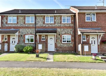 Thumbnail 3 bed terraced house for sale in Ryves Avenue, Yateley, Hampshire