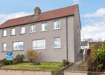 Thumbnail 3 bed semi-detached house for sale in Golden Acre, Johnshaven, Montrose
