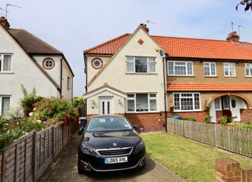 Thumbnail 3 bed semi-detached house to rent in Mansfield Road, Chessington
