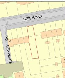 Thumbnail Land for sale in New Road, Bampton