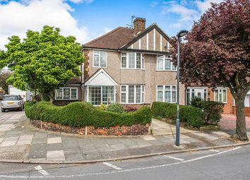 Thumbnail 3 bed semi-detached house for sale in Waverley Avenue, Whitton, Twickenham