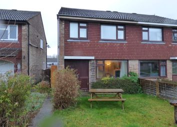 Thumbnail 3 bed semi-detached house for sale in Ash Close, Little Stoke, Bristol