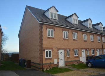 Thumbnail 3 bed town house for sale in Manse Farm Mews, Cudworth, Barnsley