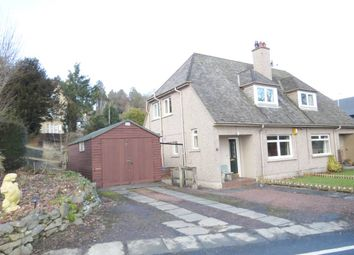 Thumbnail 3 bed semi-detached house for sale in 2 Wilton Park Road, Hawick