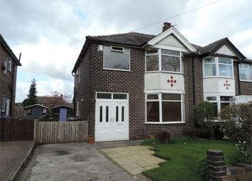 Thumbnail 3 bedroom semi-detached house for sale in Turks Road, Radcliffe, Manchester